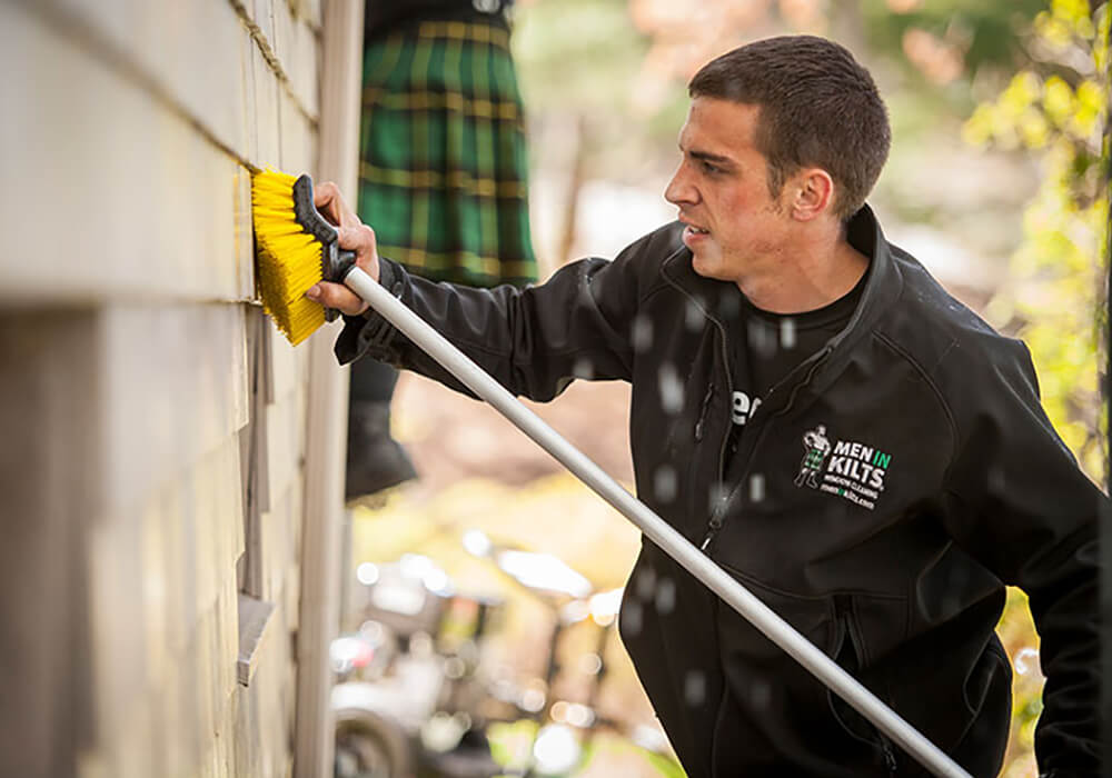 Why your home needs a professional wash?